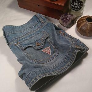 Guess Jeans Vintage Shorts- Size 26